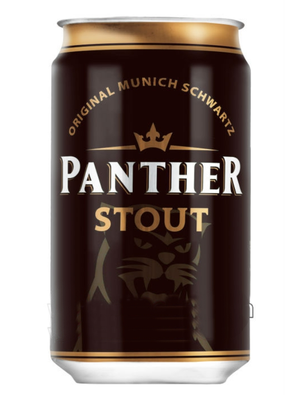 Бали Хай Панзер Стаут / Bali Hai Panther Stout 0,33л. алк.4,9 ж/б.