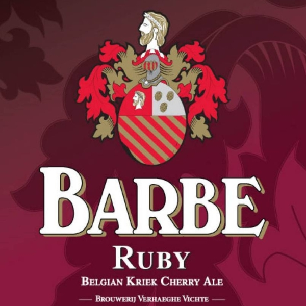 Барбе Руби / Barbe Ruby, keg. алк.7,7%