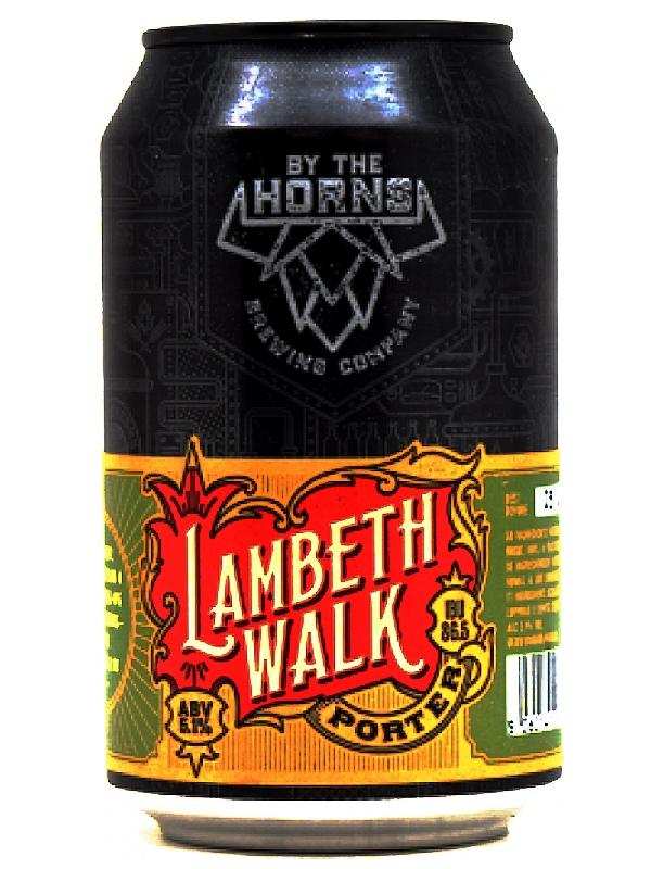 Бай Зе Хорнс Ламбет Уок Лондон Портер / By The Horns Lambeth Walk 0,33л. алк.5,1%