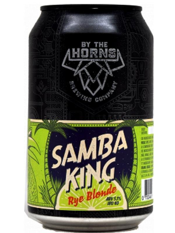 Бай Зе Хорнс Самба Кинг / By The Horns Samba King 0,33л. алк.5,1%