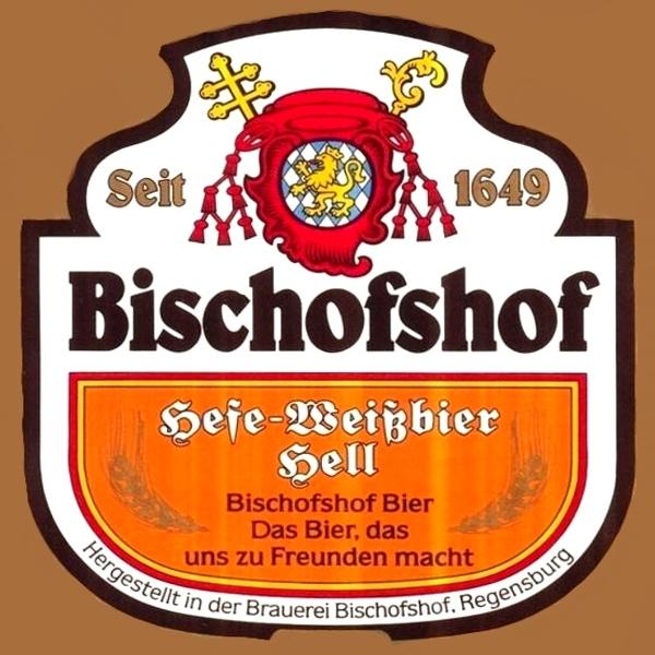 Бишофсхоф Хефе-Вайсбир Хель / Bischofshof Hefe-Weisbier Hell, keg. алк.5,1%
