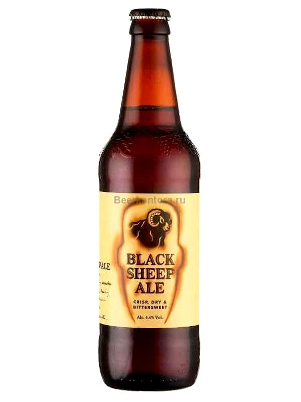 Блэк Шип эль / Black Sheep ale 0,5л. алк.4,4%