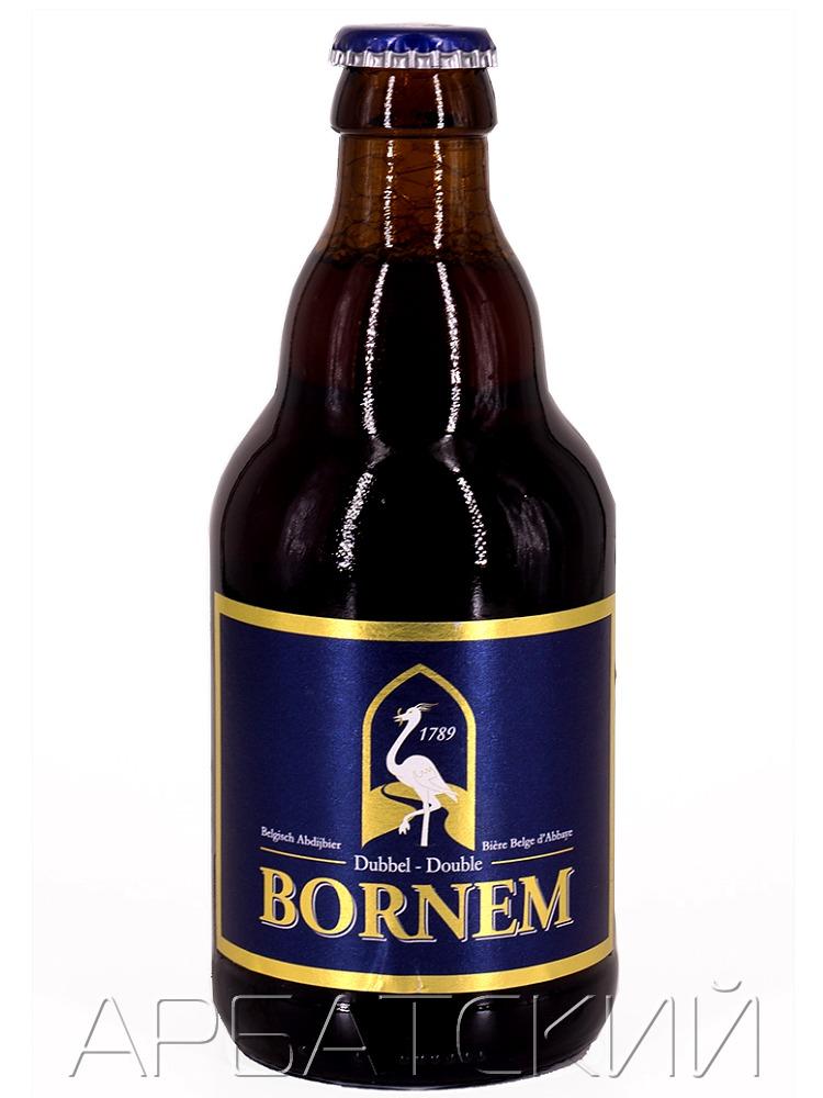 Борнем Дубль / Double Bornem 0,33л. алк.7,2%