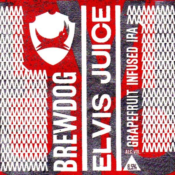 Брюдог Элвис Джус / BrewDog Elvis Juice, keg. алк.6,5%