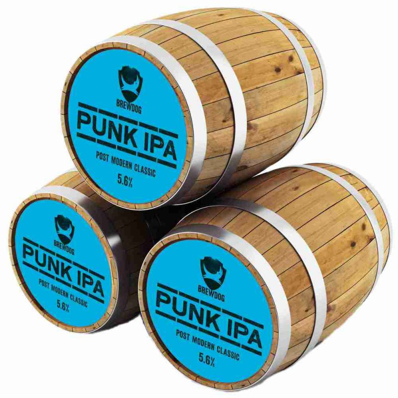 Брюдог Панк ИПА / BrewDog Punk IPA , keg. алк.5,6%