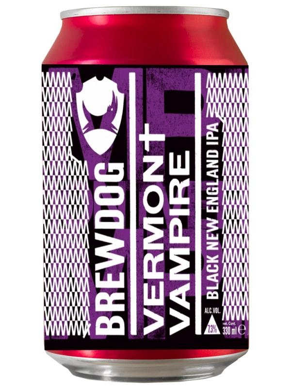 Брюдог Вермонт Вампир / BrewDog Vermont Vampire 0,33л. алк.7,3% ж/б.
