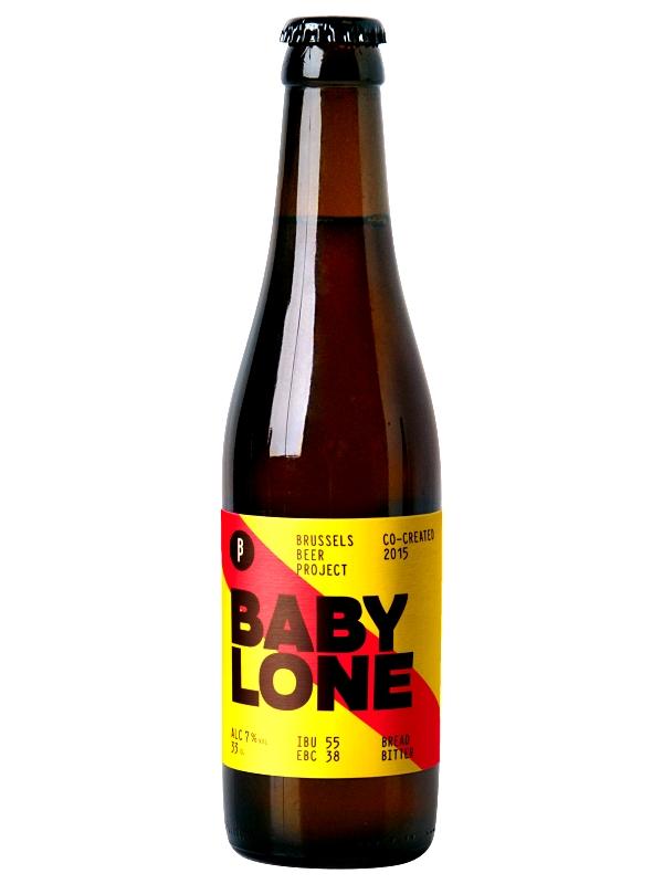 Брюссельс Бир Проджект Бэйбилоун / Brussels Beer Project Babylone 0,33л. алк.7%