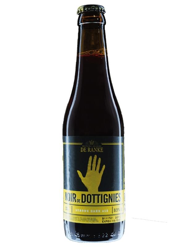 Де Ранке Нуар де Доттиньи / De Ranke Noir De Dottignies 0,33л. алк.8,5%