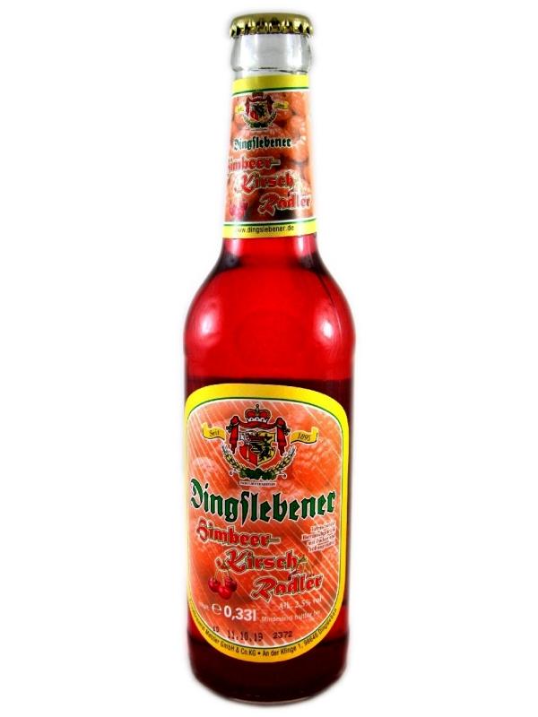 Дингслебенер Вишневый / Dingslebener Himbeer-Kirsch Radler 0,33л. алк.2,5%