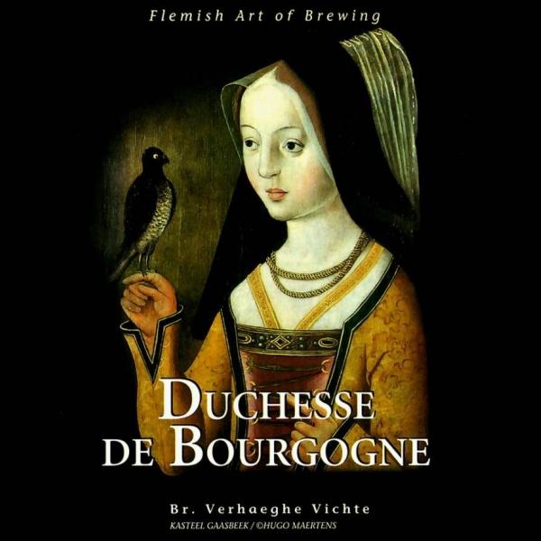 Дюшес де Бургунь / Duchesse de Bourgogne,keg. алк.6,2%