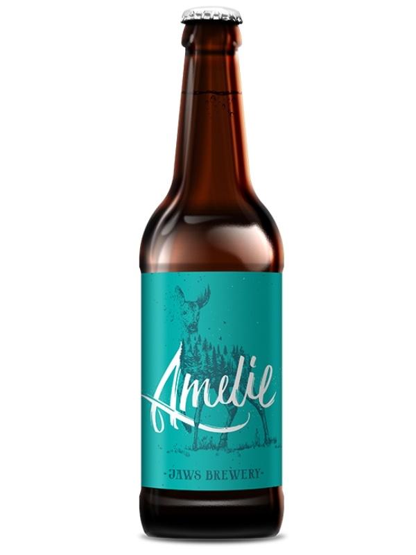 ДЖОУС Бельгиан-стайл блонд (Амели) / Jaws Amelie 0,5л. алк.7%