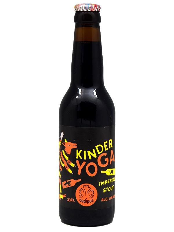Эдип Киндер Йога Империал Стаут  / Oedipus Kinder Yoga 0,33л. алк.11%