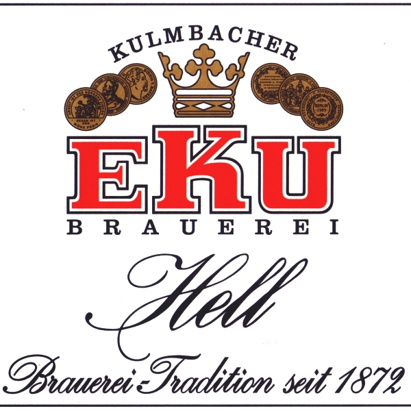 Экю Хелл / EKU Hell, keg. алк.4,9%