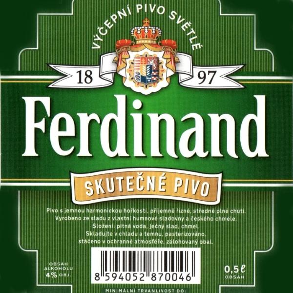 ФЕРДИНАНД ЛАГЕР / Ferdinand Lager, keg. алк.4%