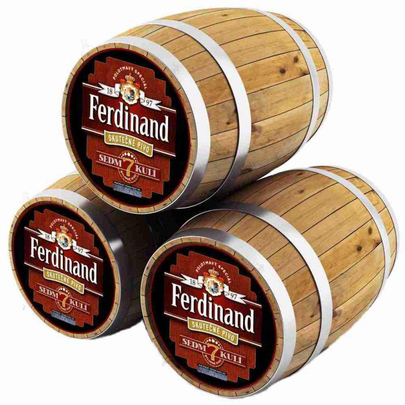 Фердинанд Специальное / Ferdinand Special, keg. алк.5,5%