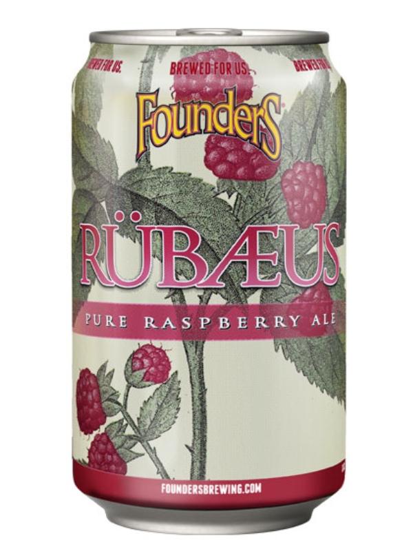 Фоундерс Рабиус / Founders Rubaeus 0,355л. алк.5,7%  ж/б