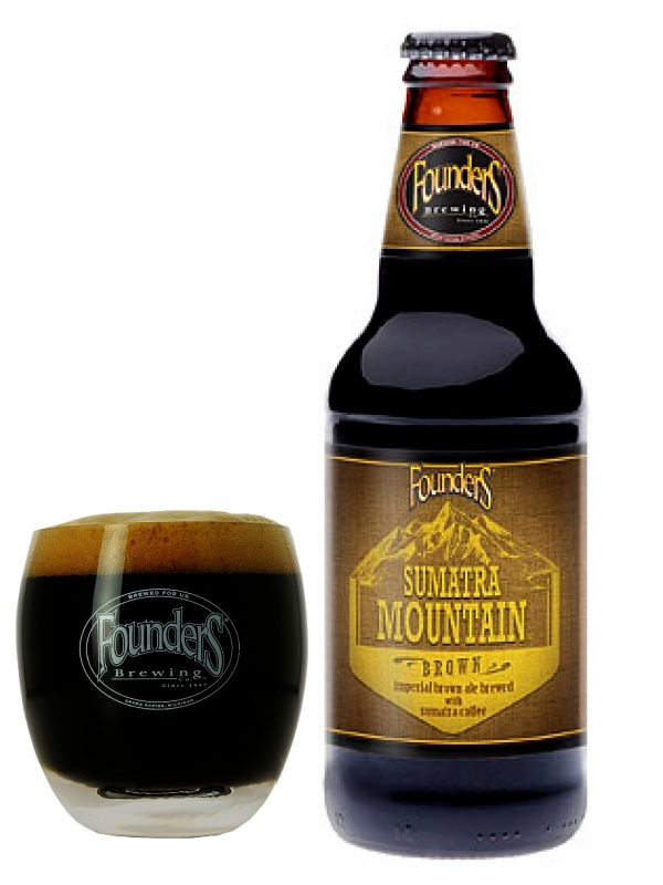 Фоундерс Суматра Маунтин Браун / Founders Sumatra Mountain Brown 0,355л. алк.9%