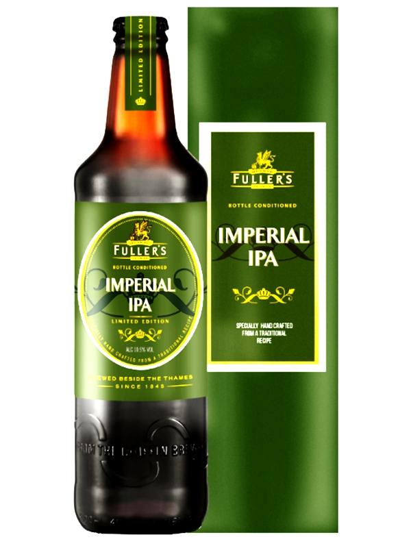 Фуллерс Империал Ипа / Fullers Imperial IPA 0,5л. алк.10,5%