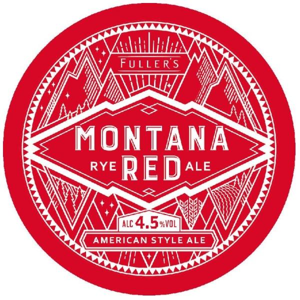 Фуллерс Монтана Рэд / FULLERS Montana Red, keg. алк.4,5%