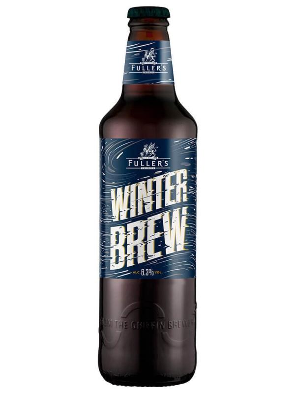 Фуллерс Винтер Брю / Fullers Winter Brew 0,5л. алк. 6,3%