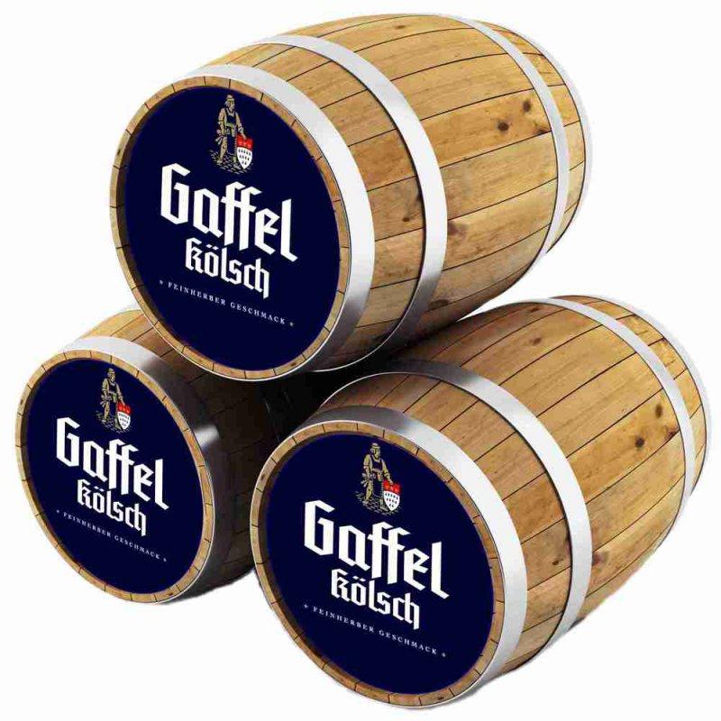 Гаффель Кельш /Gaffel Kolsch, keg. алк.4,8%