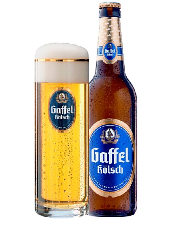 Гаффель Кельш /Gaffel Kolsch 0,5л. алк.4,8%