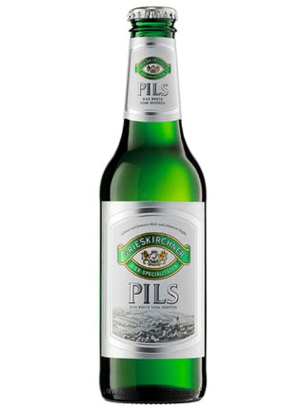 Грискирхнер Пилз / Grieskirchner Pils 0,33л. алк.4,8%
