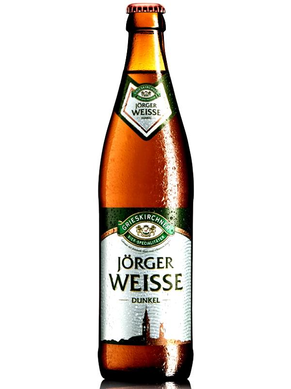 Грискирхнер Ёргер Вайсе Хефетруб / Grieskircher Jorger Weisse 0,5л. алк.5,1%