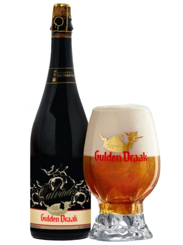 Гульден Драк Кальвадос / Gulden Draak Calvados 0,75л. алк.10,5%