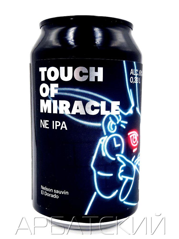 Хаусман Американский ИПА / Hausmann Touch of Miracle 0,33л. 6% ж/б.