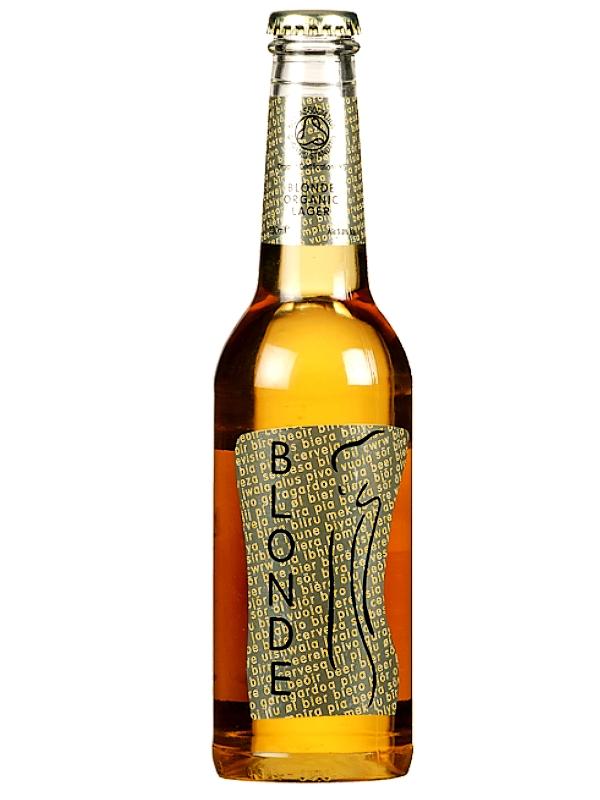Хепворс Блонд Органик Лагер / Hepworth Blonde Organic Lager 0,5л. алк.5%