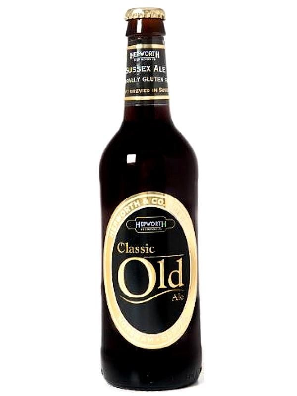 Хепворс Классик Олд Эль / Hepworth Classic Old Ale 0,5л. алк.4,8%