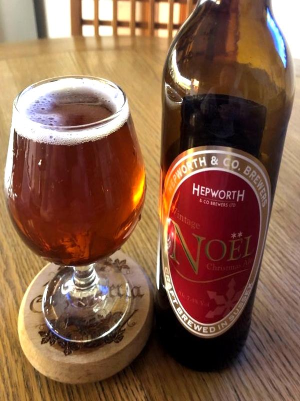 Хепворс Ноэль / Hepworth Noel 0,5л. алк.7,4%