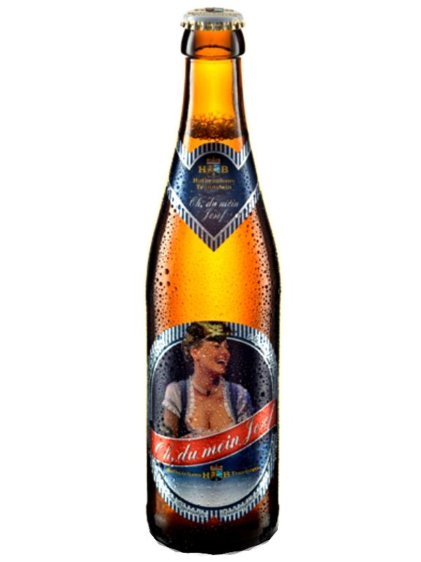 Хофбройхаус Траунштайн О Ду Майн Йозеф/Hofbrauhaus Traunstein Oh Du Mein Josef 0,33л. алк.7,2%