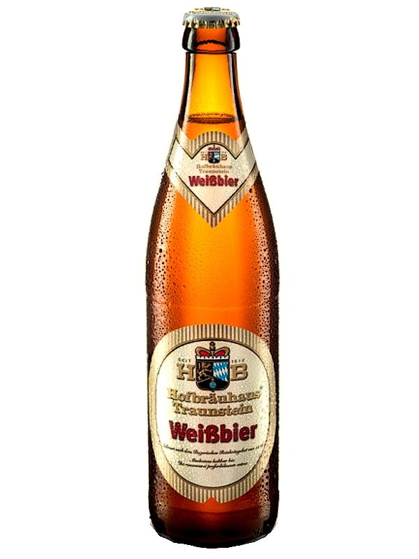 Хофбройхаус Траунштайн Вайссбир / Hofbr?uhaus Traunstein Weisbier 0,5л. алк.5,5%