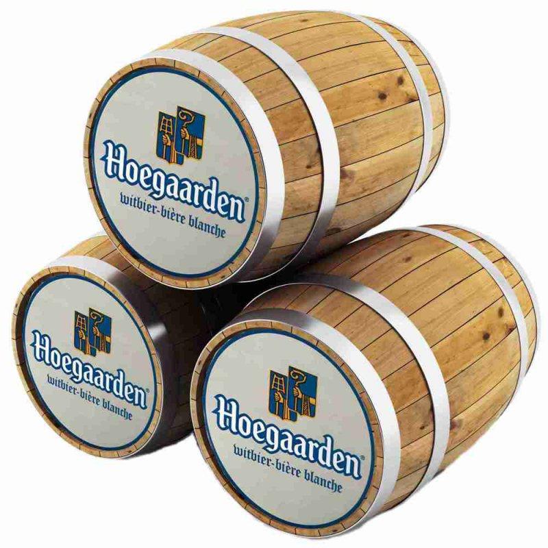 Хугарден белое / Hoegaarden Blanche, keg. алк.4,8%