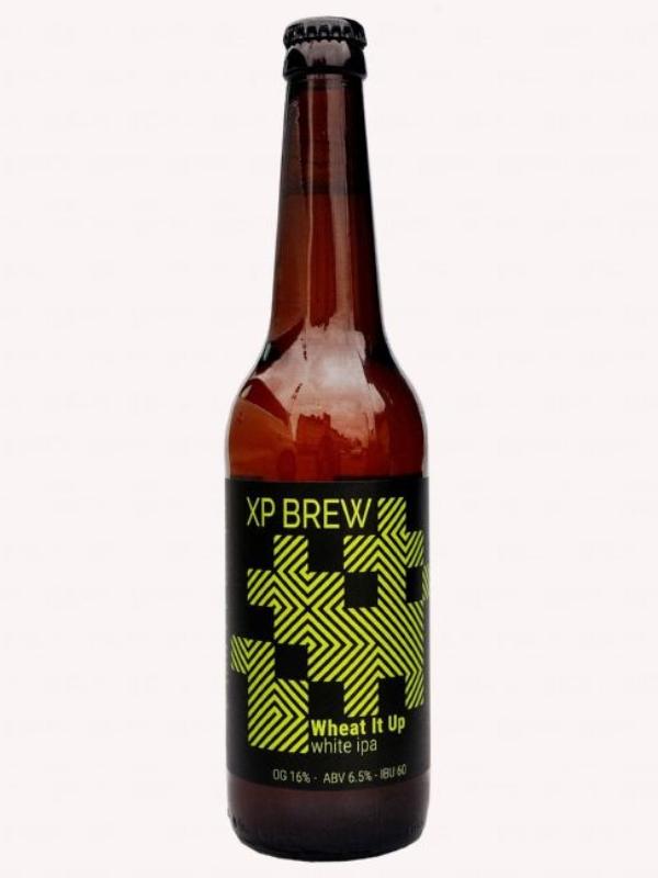 Икс Пи Вит Ит Ап / XP Wheat It Up 0,5л. алк.6,5%