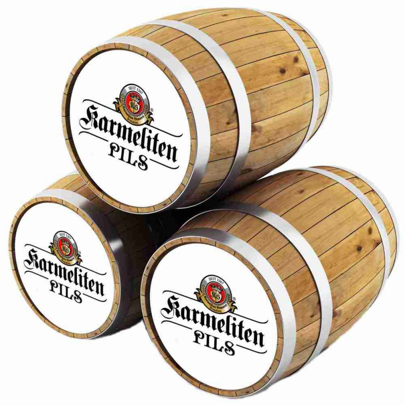 Кармелитен Пилснер / Karmeliten Pils ,keg. алк.4,9%