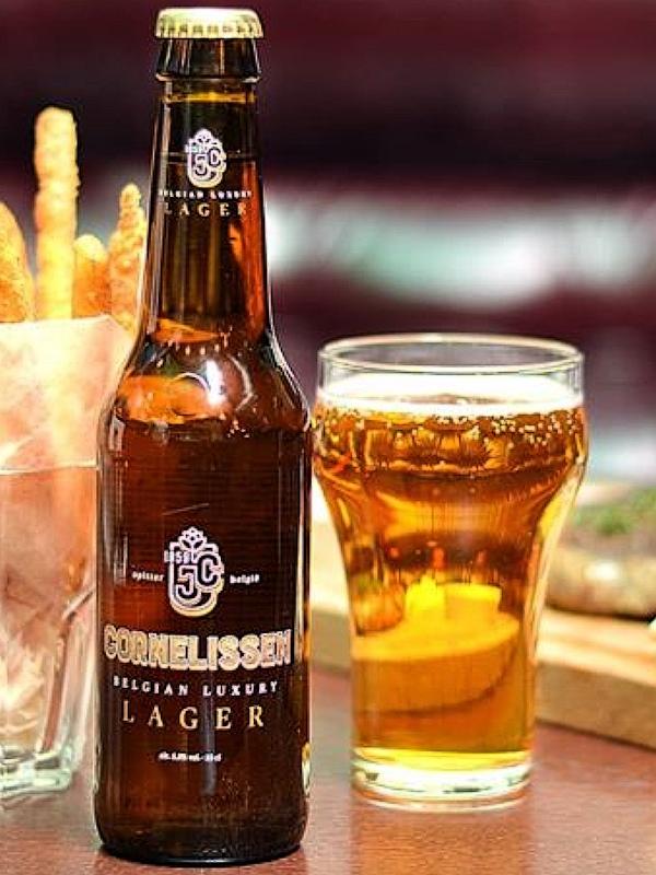 Корнелиссен Лагер / Cornelissen Luxury Lager 0,33л. алк.5,5%
