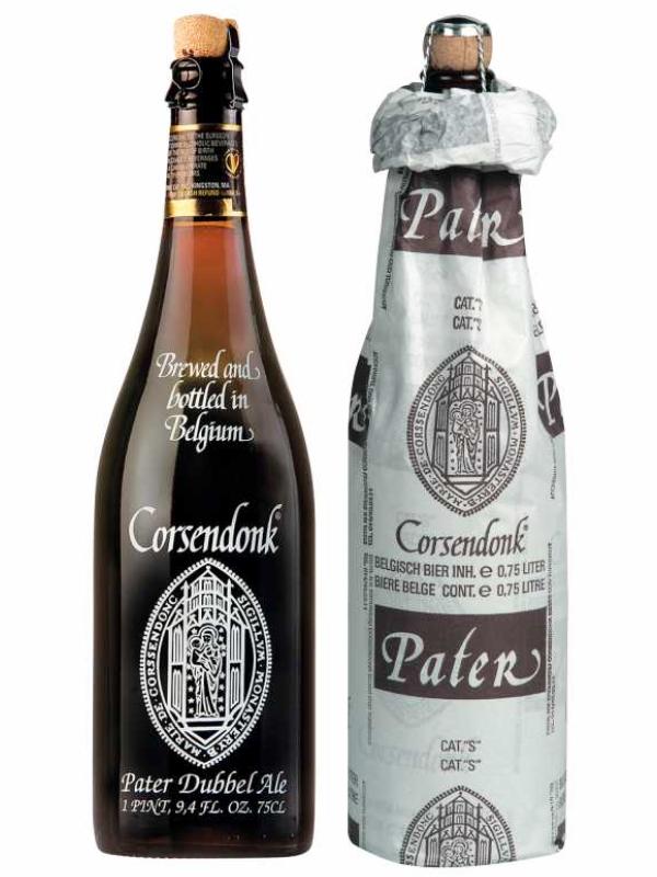 Корсендонк Патер Дубль / Corsendonk Pater Dubbel 0,75л. алк.6,5%