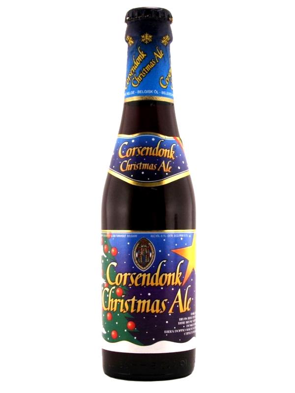 Корсендонк Рождественский эль / Сorsendonk Сhristmas Ale 0,25Л. алк.8,5%