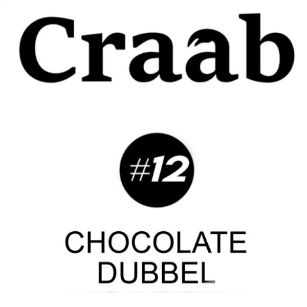 Крааб шоколадный эль 12 / Craab 12 Chocolate Dubbel, keg. алк.7%