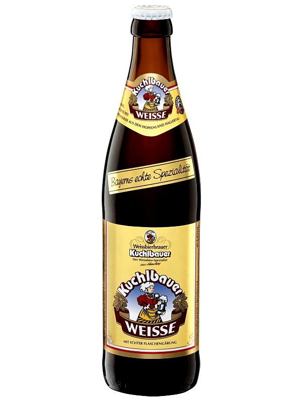 Кухльбауэр Вайс / Kuchlbauer Weisse 0,5л. алк.5,2%