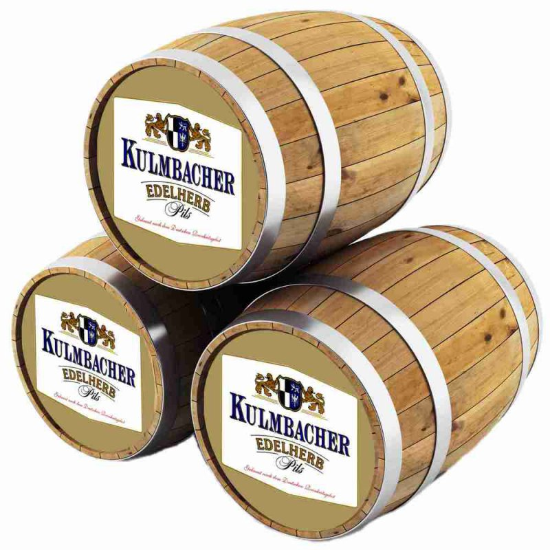Кульмбахер Эдельхерб Премиум Пилс / Kulmbacher Edelherb Premium Pils, keg. алк.4,9%