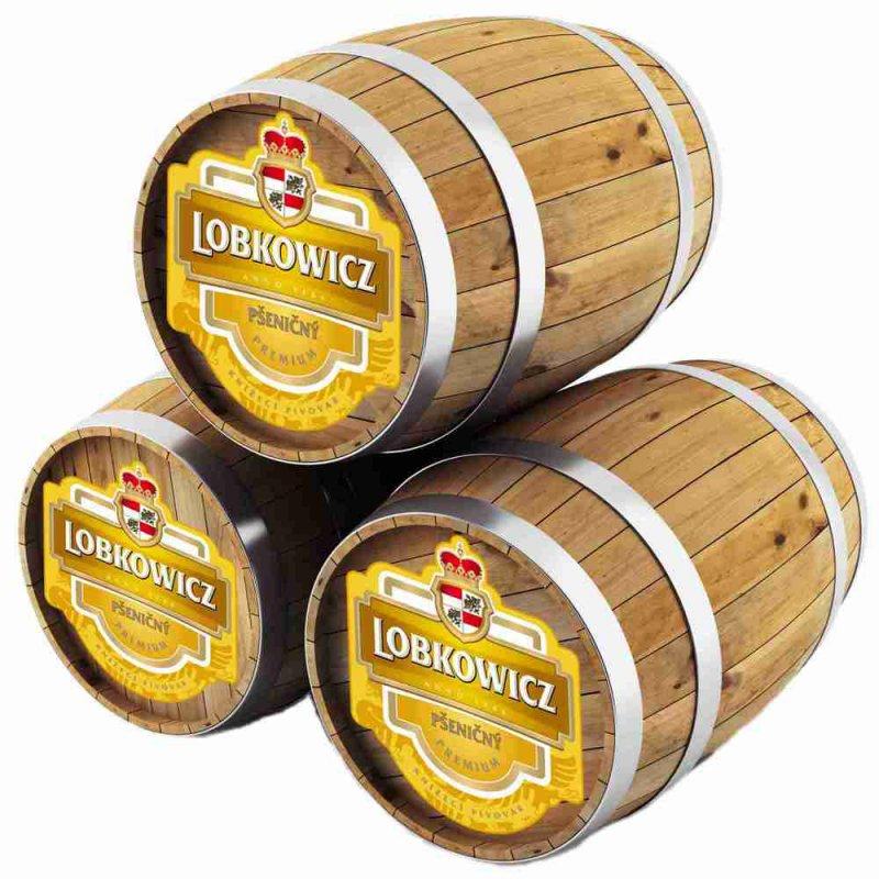 Лобковиц Премиум Пшеничное / Lobkowicz Premium ,keg. алк.4,5%