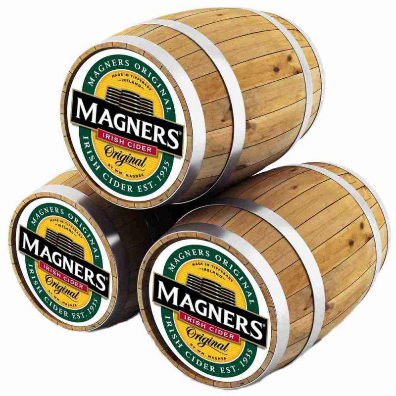 Магнерс Ориджинал / Magners Original, keg. алк.4,5%