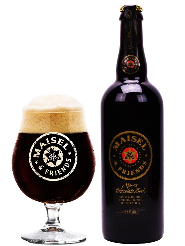 Майзел энд Френдс Маркс Чоколэйт Бок / Maisel & Friends Marc_s Chocolate Bock 0,75л. алк.7,5%