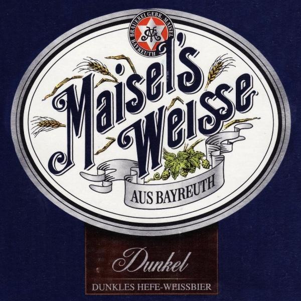 Майзел Вайс Дункель / Maisels Weisse Dunkel, keg. алк.5,2%