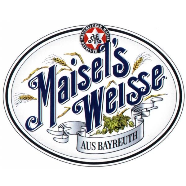 Майзел Вайс Оригинал / Maisels Weisse Original, keg. алк.5,2%