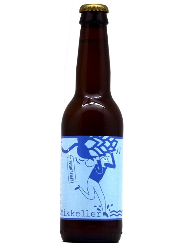 Миккеллер Спонтандрайхоп Сеннтениал-Суэр Эль Драй Хоппд/Mikkeller Spontandryhop Sour Ale Dry Hopped 0,33л. алк.5,5%